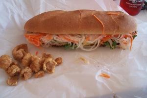 The Raven Sandwich
